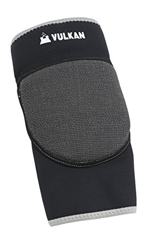 Vulkan Padded Elbow Support, Extra-Large, Extra Padded Elbow Support Brace Sleeve, Protection for Athletic Events, Sports, and Recreational Activities, Elbow Guard Cushions Accidental Falls & Injuries