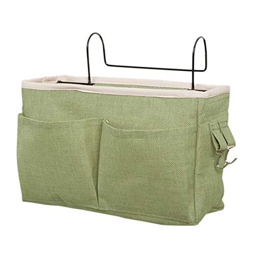 NNM Betttasche zum Einhängen Bettablage Bett Hängeaufbewahrung Bett Tasche für Hochbett Kinder, Student