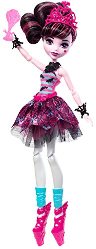 Monster High FKP61 Ballerina-Monsterfreundin Draculaura