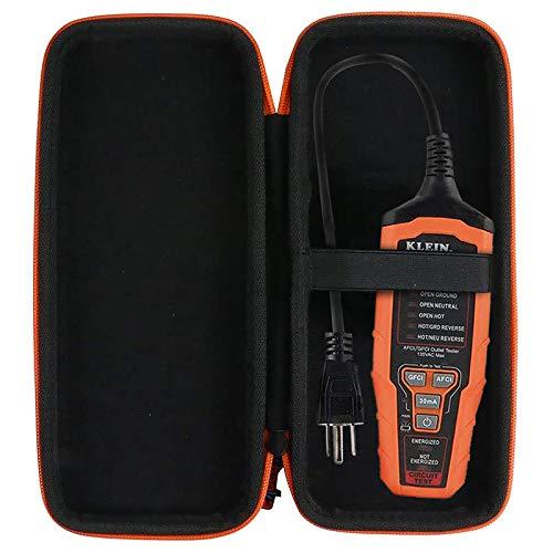 khanka Hartschalenkoffer kompatibel mit Klein Tools RT310 AFCI/GFCI Steckdosen-Geräte-Tester