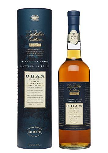 Oban Distiller's Edition 2019 Whisky Escocés Puro de Malta de las Tierras...