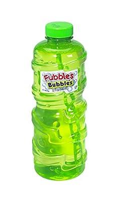 Little Kids Fubbles Premium Long Lasting Bubble Solution, 32 oz by Little Kids
