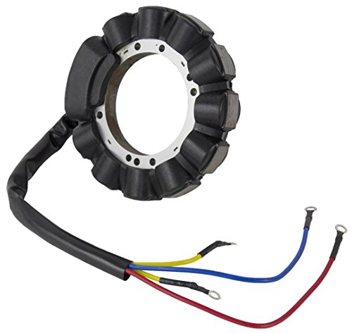 NEW STATOR COMPATIBLE WITH MERCURY MARINER 40HP 2 CYL ENGINE ELECTRIC START 398-5255 185856
