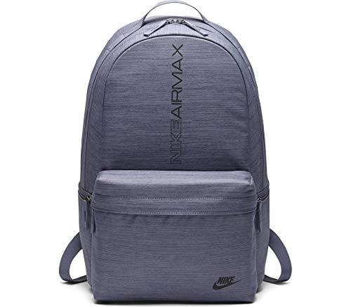 Nike AIRMAX Backpack Rucksack Tasche Sport blau/grau