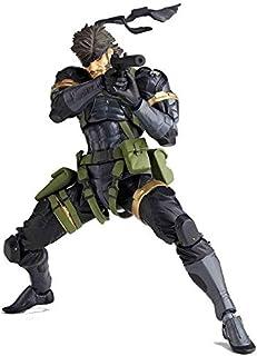 Revoltech Yamaguchi No.131 Snake (Metal Gear Solid Peace Walker)