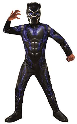 Endgame Avengers Costume Panthère Noire M Multicolore