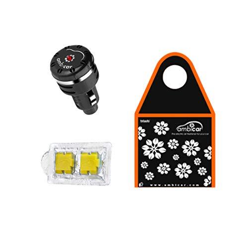 AMBICAR - Ambientador eléctrico para COCHE. Pack...