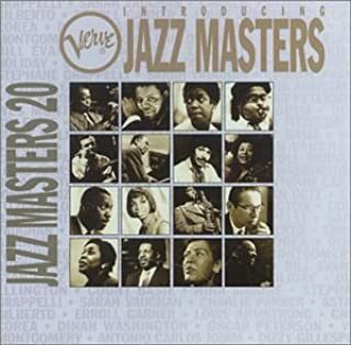 Introducing Jazz Masters: Verve Jazz Masters Vol. 20