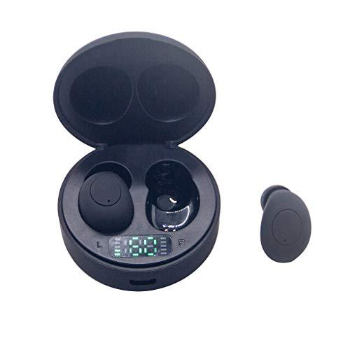 Eariy Bluetooth 5.0 KopfhöRe, Kabellos In Ear Headset Sport OhrhöRer, Wireless Earbuds Hd-Stereo, Ipx7 Wasserdicht, Smart Noise Cancelling KopfhöRer Mit Mikrofon, Kompatibel Mit Iphone/Huawei/Samsung