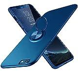 iPhone 6s plus / 6plusケース リング 耐衝撃 指紋防止 全面保護 スクラブ 車載対応 磁気 カーマウントホルダー 薄くて軽い TPU 超耐久 簡潔なファッション 高級なカーボン風 スクラッチ防止 着脱しやす