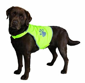 Trixie - Veste de sécurité avec bandes réfléchissantes : 3 tailles au chaix