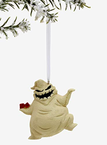 Hot Topic The Nightmare Before Christmas Oogie Boogie Ornament