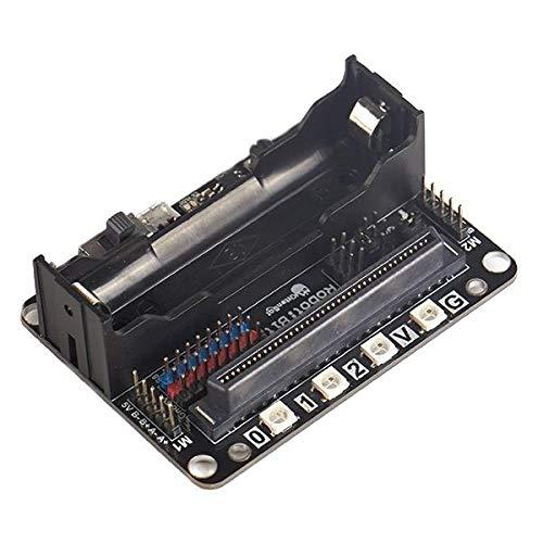 weichuang Accesorios Electrónicos Robot: bit Plug & Play 5V Multi-funcional de la Junta de Expansión Para Micro:bit Piezas Electrónicas Accesorios Electrónicos