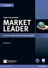 Market Leader Upper Intermediate Teacher's Resource Book and Test Master CD-ROM Pack