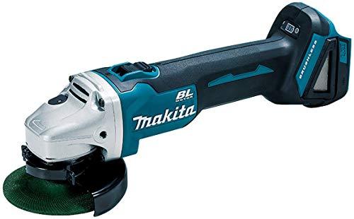 マキタ ディスクグラインダ18V 100mmスライドスイッチ バッテリ充電器別売 GA404DZN