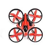 Chirsemey Mini Drone, Quadricoptère De Drone RC 2.4G avec Maintien De L'altitude,...