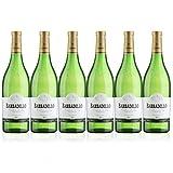 Barbadillo castillo de san diego | vino blanco seco con indicación geográfica protegida - caja 6 x 75 cl