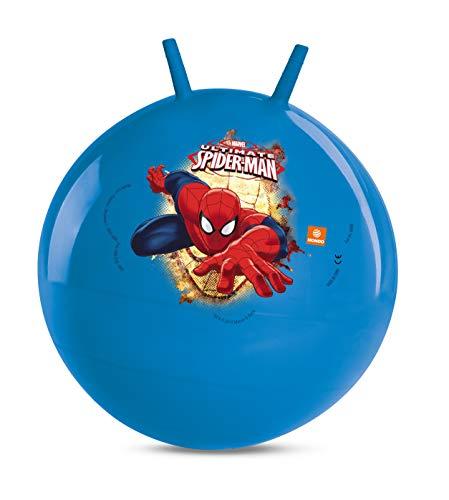 Mondo Toys - Kangaroo design Spiderman Ultimate Marvel - Palla per Saltare bambino/ bambina - 06961