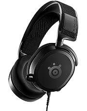 SteelSeries Arctis Prime - Competitieve gamingheadset - Hoogwaardige audiodrivers - Voor pc en console - Zwart