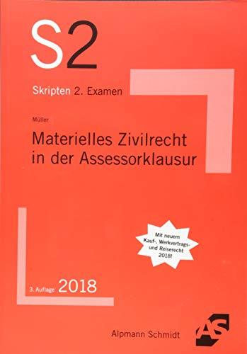 Materielles Zivilrecht in der Assessorklausur
