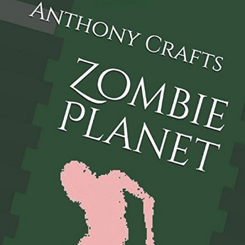 Zombie Planet audiobook cover art