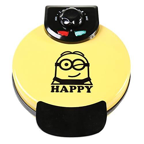 Minions Waffle Maker -...