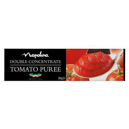 Napolina Double Concentrate Tomato Puree (200g)