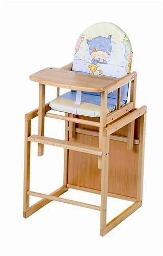 GEUTHER - Chaise haute Nico de