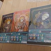 約束のネバーランド 一番くじ J賞 クリアファイル 3点 エマ ノーマン anime グッズ