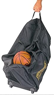 Champro Jumbo All Purpose Bag with Wheels (Black, 36 x 16 x 18) by Champro