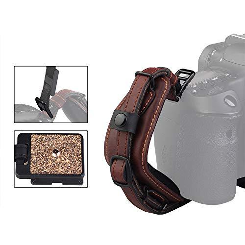 Camera Leather Wrist Hand Strap