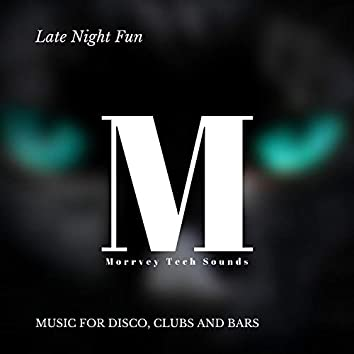 Late Night Fun - Music For Disco, Clubs And Bars