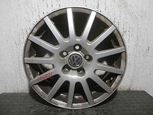 Llanta Volkswagen Golf Iv Berlina (1j1) ALUMINIO 13PR156JX15H2ET38 6JX15H2ET38 (usado) (id:rectp3359024)