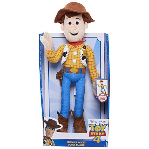 Disney•Pixar's Toy Story 4 Bendable Plush -Woody
