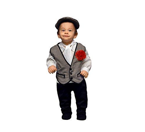 Boys Toys Disfraz Bebé Chulapo San Isidro - 7-12 Meses