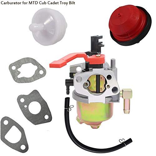 Vergaser Schneekehrmaschine Vergaser fit für MTD Cub Cadet Troy Bilt 751-12098 951-12098 951-14028