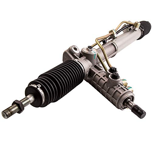 Hydraulic Power Steering Gear Rack and Pinion Assembly for BMW 5-Series E39 520d 520i 523i 525d 525i 525tds 528i 530d 530i 1995-2004 32131093675