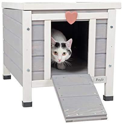 Petsfit 16''LX 20''W X 17''H Weatherproof Outdoor/Indoor Pet...