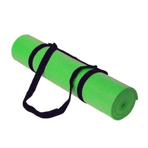 Kabalo Yogamatte 183cm x 61cm - Standard Yoga-Matte Mit Trageriemen, sehr empfehlenswert für Anfänger!