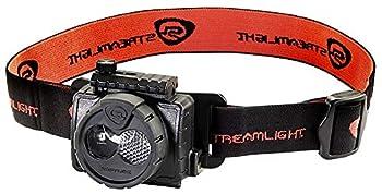 Streamlight 61601 Double Clutch USB Rechargeable Headlamp Black - 125 Lumens