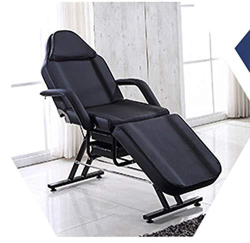 Draagbare massage-ligstoel, opvouwbaar, massagebed, draagbaar, schoonheidscomfort, draagbaar tot 150 kg