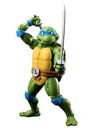 Bandai Tamashii Nations S.H. Figuarts Leonardo Teenage Mutant Ninja Turtles Action Figure