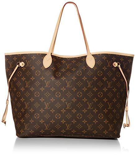 Louis Vuitton Neverfull MM Monogram Bags Handbags Purse (Pivoine)