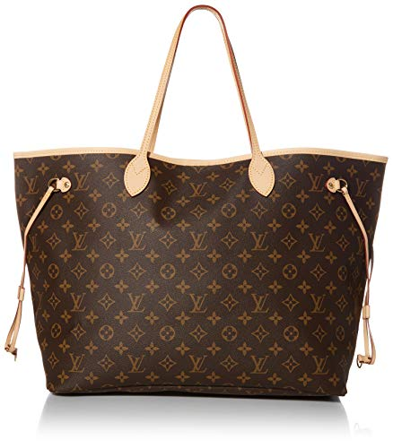 Louis Vuitton Neverfull MM Monogram Bags Handbags Purse (Pivoine)