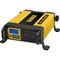 DEWALT DXAEPI1000 Power Inverter 1000W Car Converter