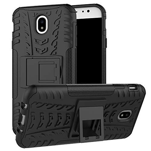 RZL Teléfono móvil Fundas Heavy Duty Borde de Armadura a Prueba de Golpes Hybird del Caso para Samsung Galaxy S4 S5 S6 S7 S8 Plus A3 A5 A7 2017 J5 J7 J2 J3 J1 Primer Nota 8 5