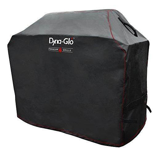 Dyna-Glo DG400C Premium 4 Burner Gas Grill Cover, Black