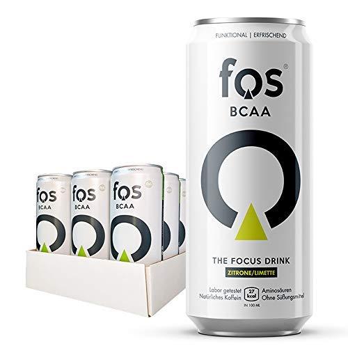 FOS Drinks GmbH -  12x fos BCAA - The