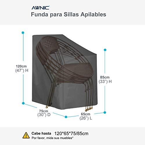 AWNIC Sillas