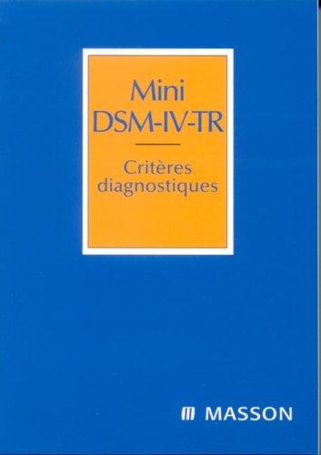 Mini DSM-IV